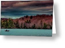 Limekiln Lake Greeting Card