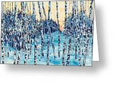 Limited Edition Birch Series 6 Greeting Card
