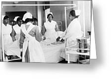 Lincoln School For Nurses Greeting Card