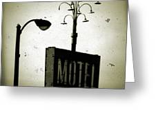 Lincolnwood Motel District Greeting Card