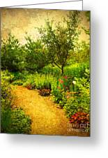 Linden Gardens 2 Greeting Card