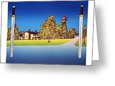 Linderud Greeting Card