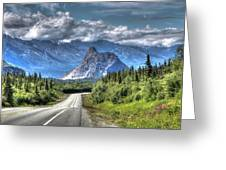 Lion's Head Mountain Greeting Card