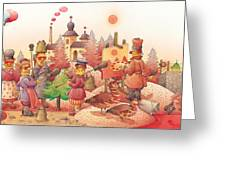 Lisas Journey10 Greeting Card