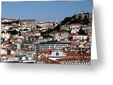 Lisbon 18 Greeting Card