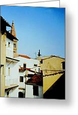 Lisbon Angles Greeting Card