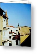 Lisbon Angles Greeting Card