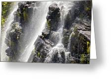 Lisbon Falls, South Africa. Greeting Card