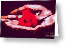 Litt Greeting Card