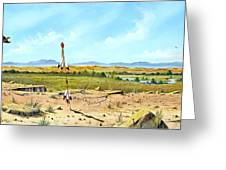 Little Bighorn Greeting Card