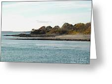 Little Chebeague Beach Greeting Card