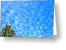 Little Clouds Greeting Card