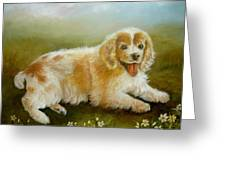 Little Cookie Greeting Card