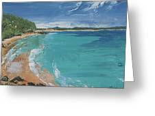 Little Cove View Greeting Card