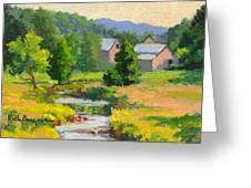 Little Creek Farm Greeting Card