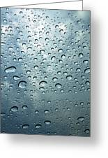 Little Drops Of Rain Greeting Card