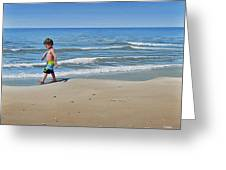 Little Explorer Greeting Card