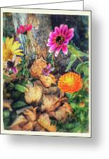 Little Garden Greeting Card