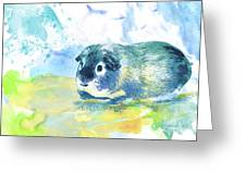 Little Lady Gwilwilith Greeting Card