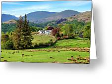 Little Langdale - Lake District Greeting Card