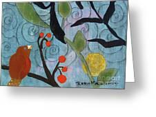 Little Nemo Bird Greeting Card