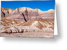 Little Painted Desert #5 Greeting Card