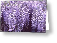 Little Petals Db Greeting Card