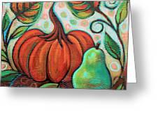 Little Pumpkin 2 Greeting Card
