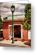 Little River General Store Greeting Card