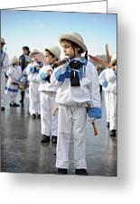 Little Sailors Greeting Card