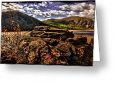 Little Stoney Point Greeting Card