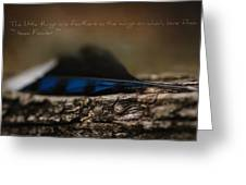 Little Things Greeting Card