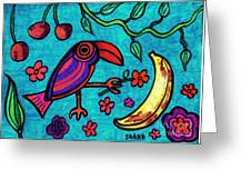 Little Toucan Greeting Card