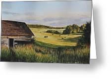 Living Land Greeting Card