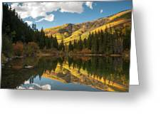 Lizard Lake Greeting Card
