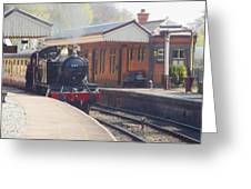 Llangollen 5199 Greeting Card