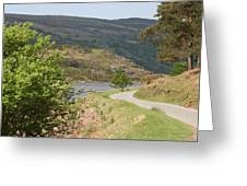 Llyn Gerionedd Lake Greeting Card