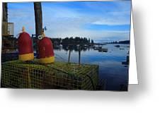 Lobster Season Greeting Card