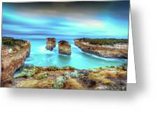 Loch Ard Gorge Pre Dawn Greeting Card