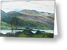 Loch Dun Luiche Donegal Ireland 2916 Greeting Card