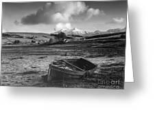 Loch Harport Greeting Card