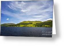 Loch Katrine Scotland Greeting Card
