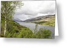 Loch Levern Greeting Card