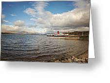 Loch Lomond Landscape Greeting Card