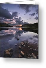 Loch Lubhair Greeting Card