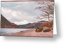 Loch Lubnaig Greeting Card