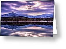 Loch Morlich Greeting Card