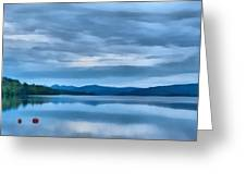 Loch Rannoch Greeting Card
