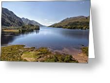 Loch Shiel Greeting Card