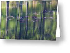 Lochan Glennan Reflections Greeting Card